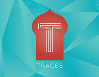 TRACES | Environmental Conference Branding