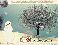 Interactive Flash Holiday Card
