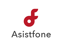 Asistfone Logo Design