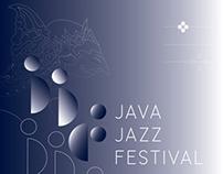 Java Jazz Festival Poster