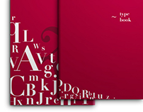 Type Book Design