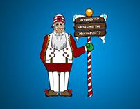 The Albanian Santa