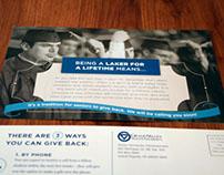 GradFest Postcard & Email // GVSU