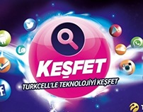 Kuzey Kıbrıs Turkcell Keşfet Kampanyası