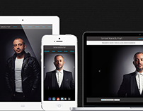 Personal Web - UX   Desktop   Tablet   Phone Design