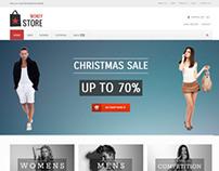 WokeyStore WordPress Theme