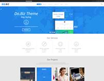 DO.BIZ - Business and Portfolio Theme
