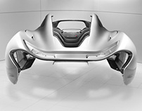 McLaren P1 elements