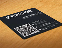 Real Object Photography Business Card