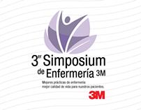 3er Simposium de Enfermeria 3M