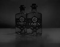OMEN Gin - Product Design