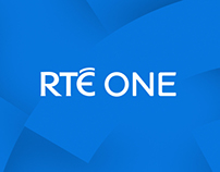 RTÉ ONE TV Brand Identity