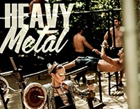 Maximo Official - HEAVY METAL EDITORIAL