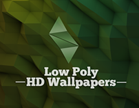 Free | HD Low Poly Wallpapers