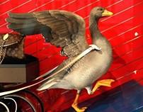 Louis Vuitton Geese