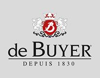 de BUYER - Site internet