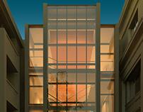 University Renovation: Exterior / Interior
