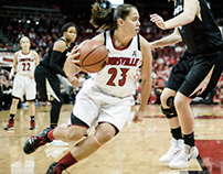 UofL Woman Vs Colorado 12/21/13