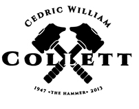 Cedric William Collett - The Hammer