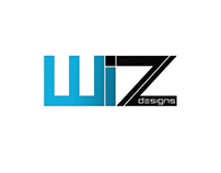 WiZ DESIGNS LOGO WORK