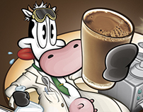 Scientist Cow / Chocolate Milk