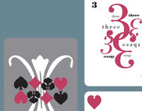 Playing Cards for a Type Nerd