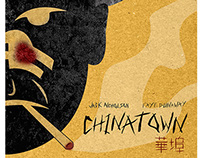 Chinatown - Title Credits Storyboard and Marketing