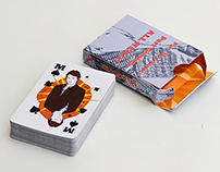 MacGyver Playing Cards