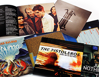 CD packaging, Hollywood Records