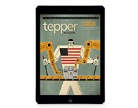 Tepper Alumni Magazine, Fall 2013 – Interactive Edition