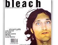 Bleach Magazine, Cover