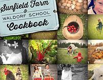 Book Cover, cookbook