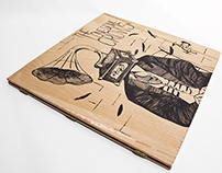 Lonesome Crows Album Art