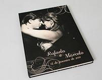 Álbum Fotográfico de Casamento