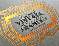 10 Frames Vol.5 - Vintage Ornament