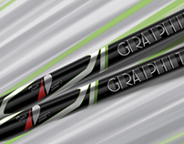 Graphite Design Product Advertising