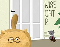Wise Cat P