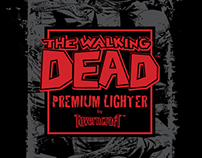 Walking Dead Product and Packaging Design