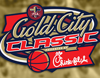 Gold City Classic Tournament Logo
