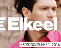 Eikeel - Website