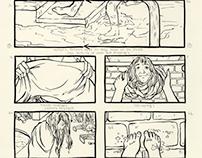 Storyboarding: Childhood Memory