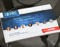 Homecoming 2013 Conference Mailer