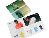 Golf Town Fashion Booklet