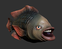 Talking Fish 3D