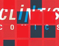 Clint's Comics Rebrand