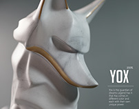 Yox -Marble 200%