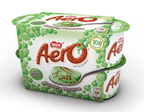 Nestlé Aero Packaging