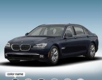BMW Qater