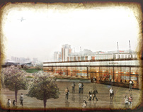 London Docklands Ideas competition