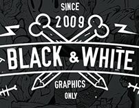 Black and White Graphics